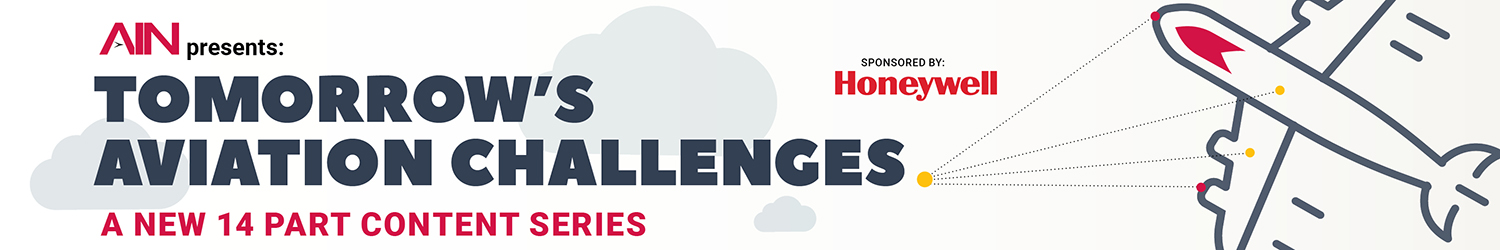 Tomorrow's Aviation Challenges